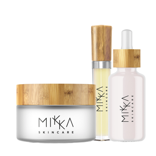 Mikka CBD Skincare Products