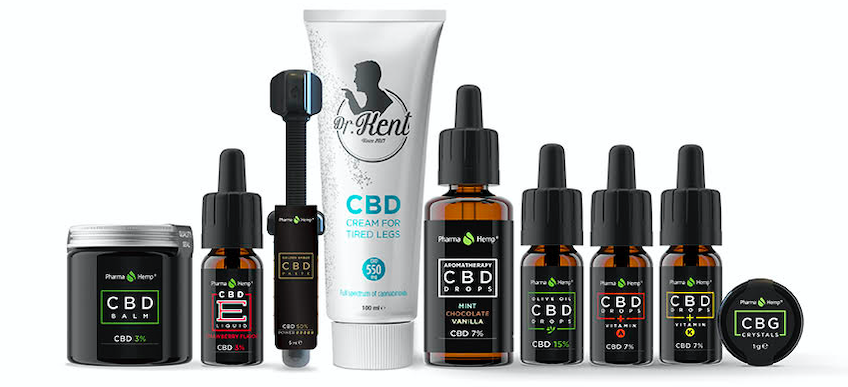 Pharma Hemp Products