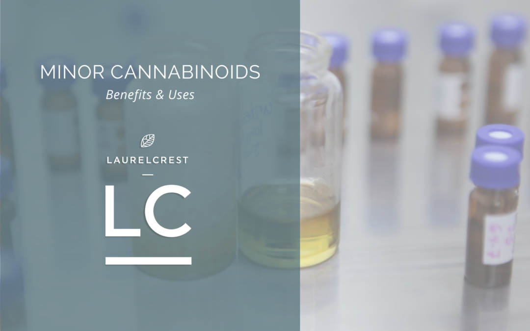 CBC, CBN & Other Minor Cannabinoids: Benefits and Uses